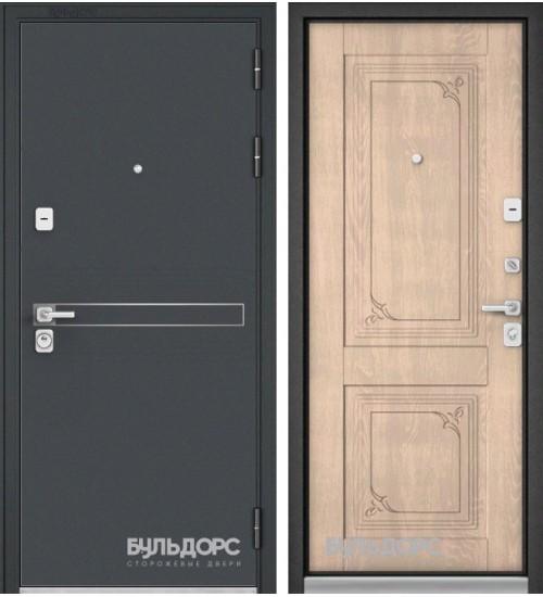 Бульдорс Premium-90 черный шелк/дуб крем