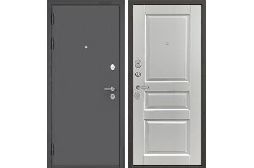 Бульдорс Standart-90 D-2 букле графит/белый софт