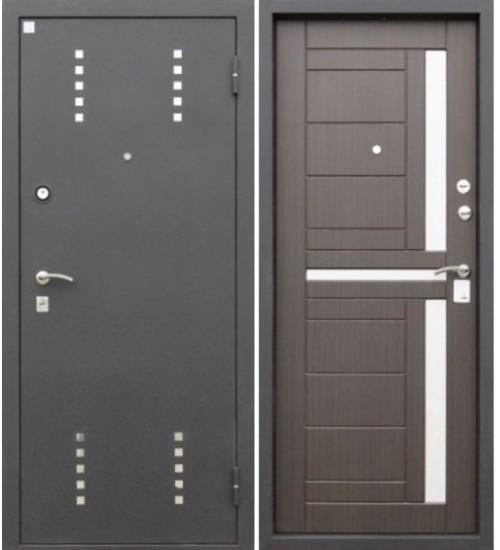Стальная дверь Талисман Алмаз венге