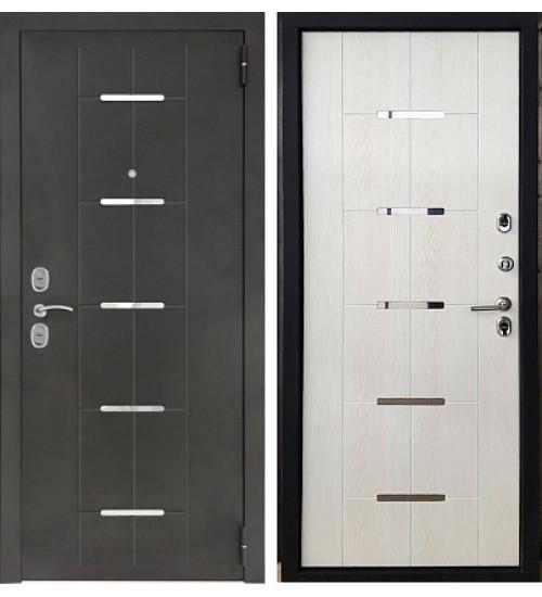Дверь Термо S-4 шелк|лиственница