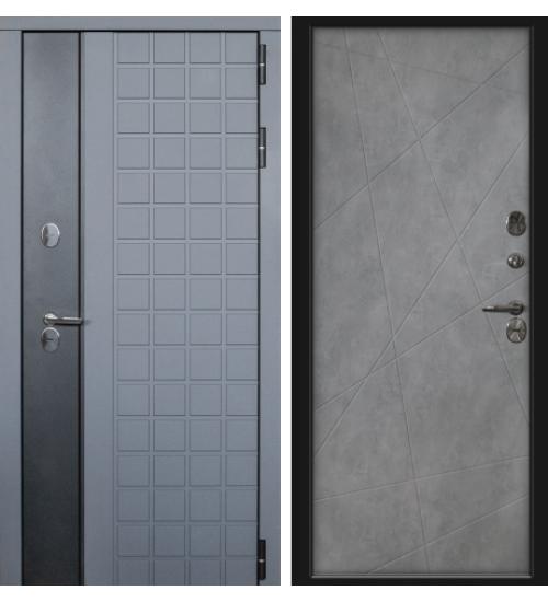 Виктория термо софт графит/бетон снежный