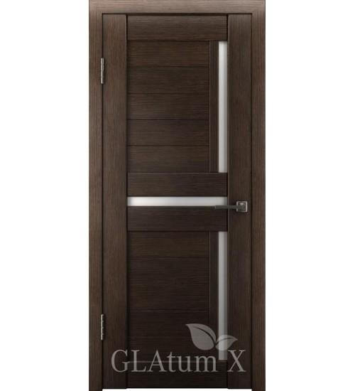 Дверь Х-16 венге GREENLINE