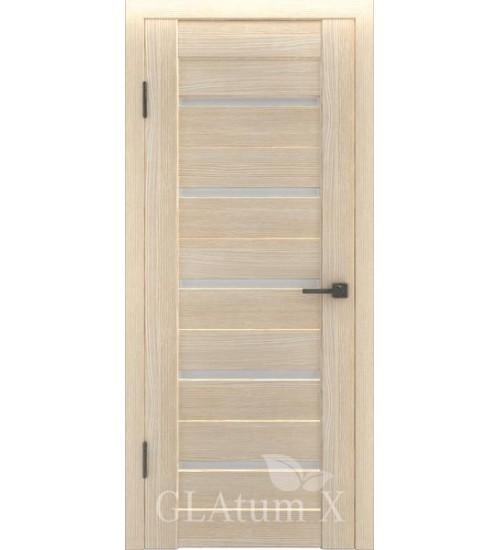 Дверь Х-7 капучино GREENLINE