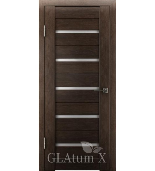 Дверь Х-7 венге GREENLINE