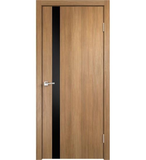 Дверь Velldoris Smart Z-1 лакобель черное