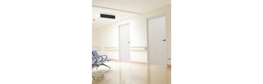 Двери Aquadoor ПВХ